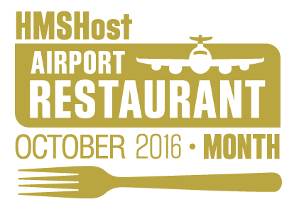 HMSHost Airport Restaurant Month